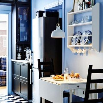 17 best images about small spaces storage on pinterest - Small space solutions ikea style ...