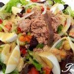 Salade Nicoise - Insalata Nizzarda