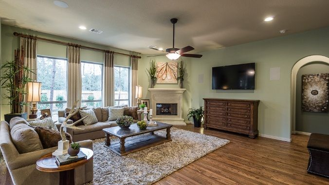 17 best images about the groves on pinterest seating areas paint colors and home - Model home interior paint colors ...