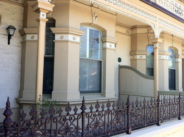 Terrace, Archer Street North Adelaide.