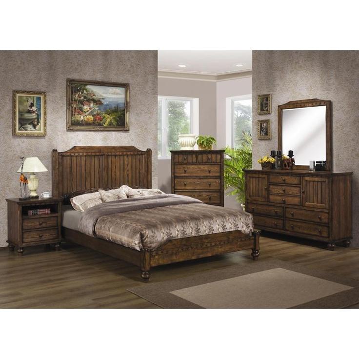 Mejores 33 imágenes de Bedroom sets en Pinterest | Muebles de ...