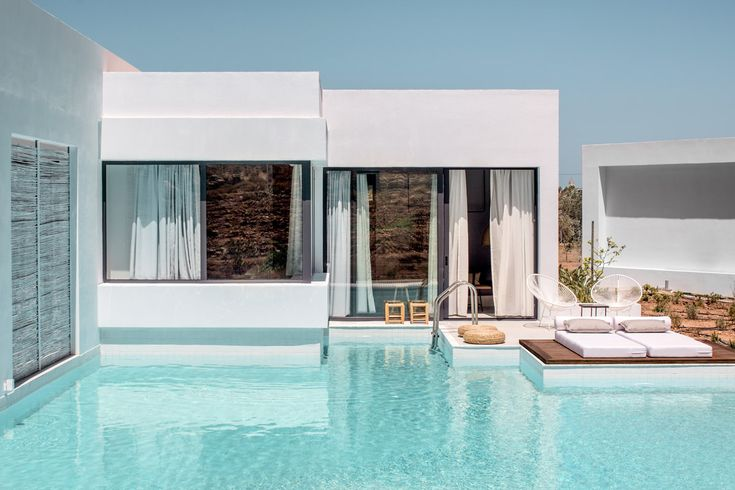 Dream hotel -  Casa Cook Hotel - Swimming pool lounge