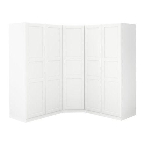 PAX Garderobekast - 196/196x60x201 cm - IKEA