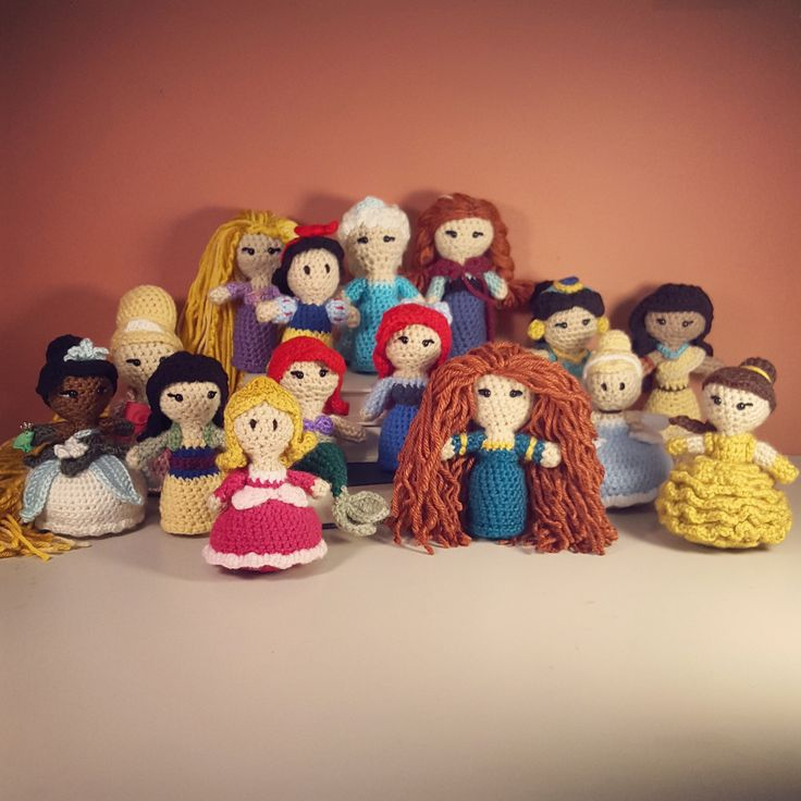 Looking to add a little bit of princess magic to your life? Look no further! These princess patterns are some of the first amigurumi patterns I had ever made. Unfortunately, I don't have any …