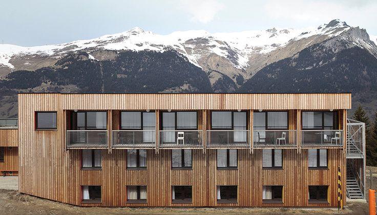 Résidence de tourisme, La Plagne Montalbert, Savoie, France