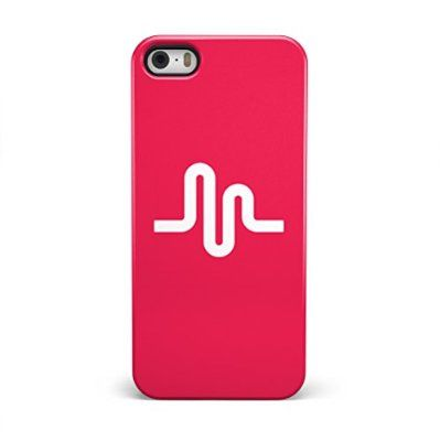 musical.ly Cell Phone Case for iPhone 5/5s - Carrier Packaging - Pink