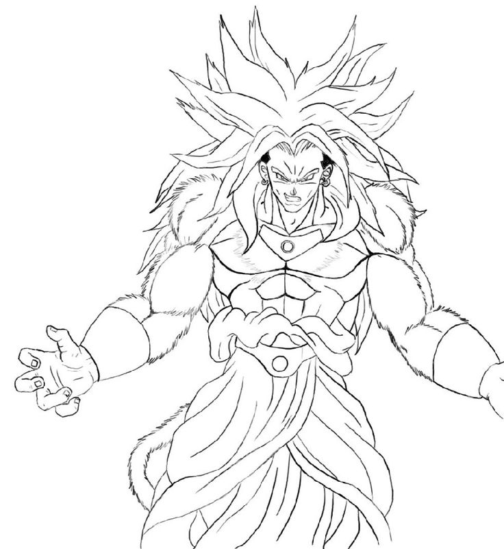 15+ Cute dragon ball z coloring pages information