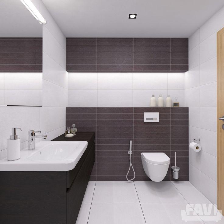 Slate bathroom floors - Po Et N 225 Pad Na T 233 Ma Modern 237 Koupelny Na Pinterestu 17