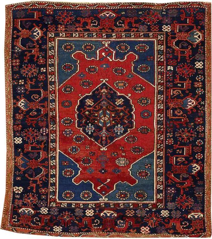 Bonhams Fine Oriental Rugs & Carpets in Los Angeles Tappeti