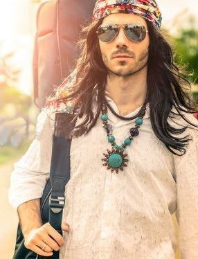 17 best images about men bandanas headbands on pinterest men with long hair street look and. Black Bedroom Furniture Sets. Home Design Ideas