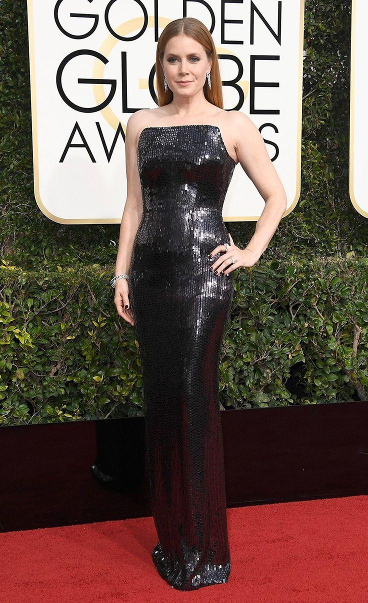 Эми Адамс в Tom Ford на церемонии вручения наград премии «Золотой глобус» в Лос-Анджелесе, 08 января 2017 г.