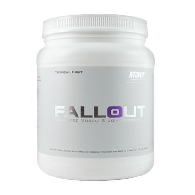 Fallout recovery drink is the best post workout supplement because its advanced formula is designed to provide athletes with COMPLETE recove...