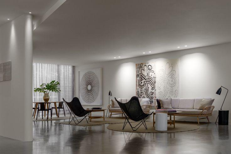 Interiors | alwill  #interiors #livingarea #dining #curtains