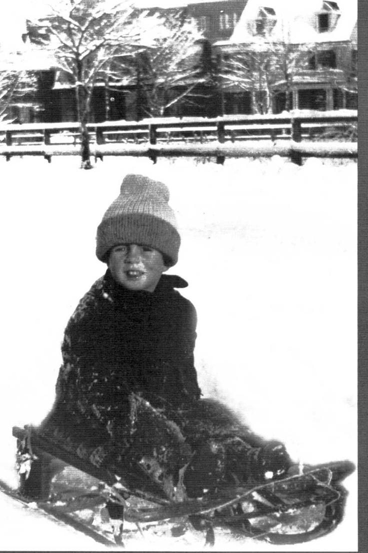 Jack Kennedy in 1924.: Camelotkennedy