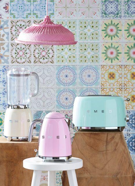 Smeg Blender P-Kettle P-Toaster PG_2