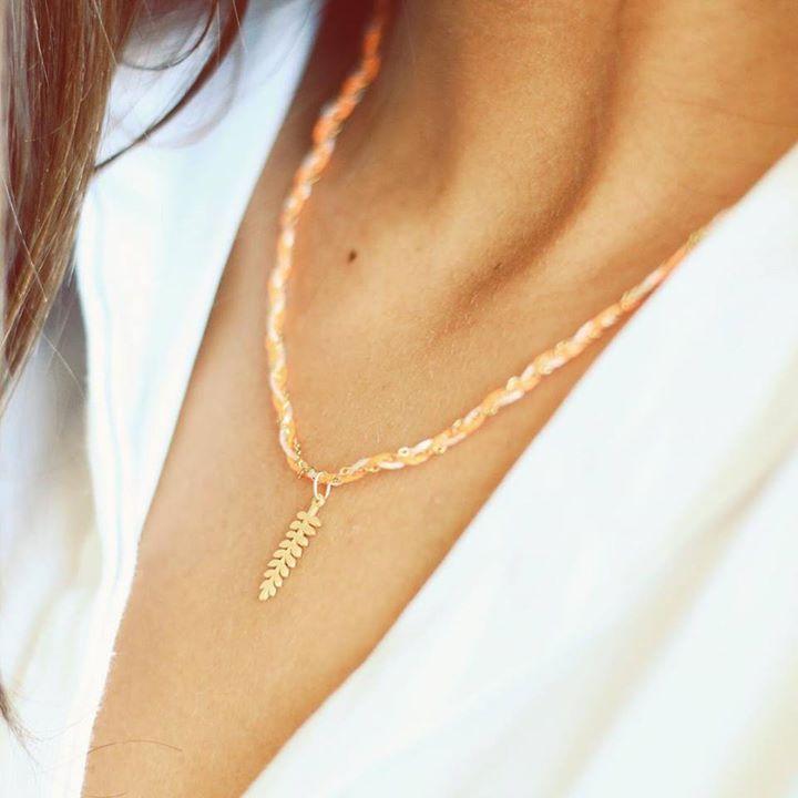 Anna Westerlund necklace #omnia #omniagirls #omniasummer #color #annawesterlund