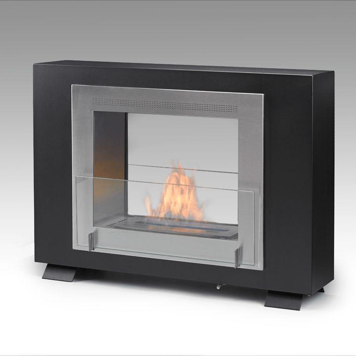 Eco-Feu Wellington 2-Sided Biofuel Fireplace