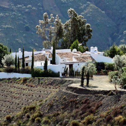 Cortijo El Carligto; Axarquia, Southern Spain