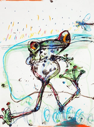 Australian Fine Art Editions featuring archival limited edition fine art reproductions by John Olsen