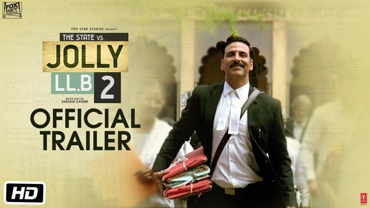 Jolly LL.B 2 | Official Trailer | Akshay Kumar | Subhash Kapoor | Huma Q...