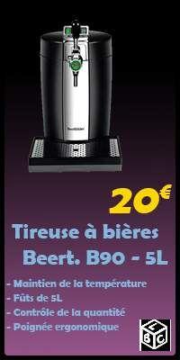 Location Animation Tireuse à bières Beertender B90