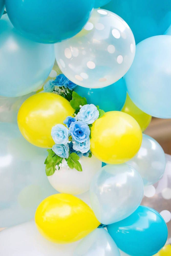 Baby Blue And White 10 Year Bedrooms: 1000+ Ideas About Yellow Balloons On Pinterest