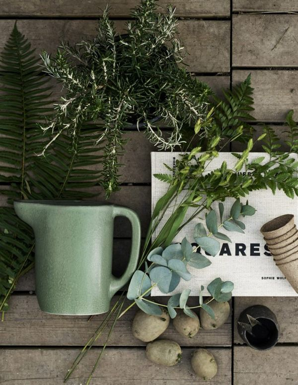 STYLING | GARDEN GADGETS BY LOTTA AGATON . For garden sheds and raised garden beds visit www.gardenshedco.co.nz