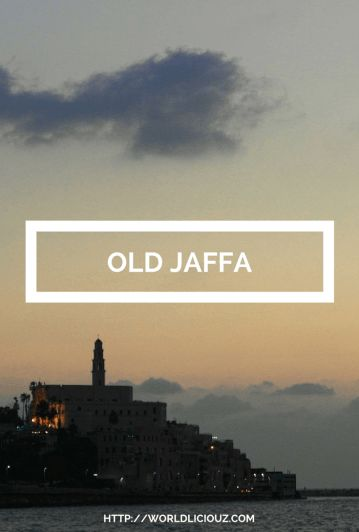 Old Jaffa walking tour is a must if you have only a day, max to in Tel Aviv, Israel. You don't want to miss the charm of this gem in the midst of modernity.
