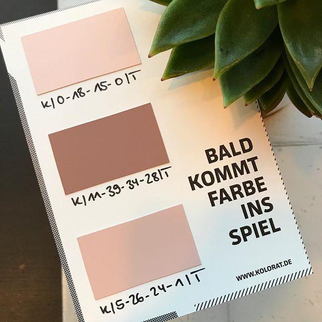 Pin Von Jessi Auf Deko Wandfarbe Farbmusterkarten Wand