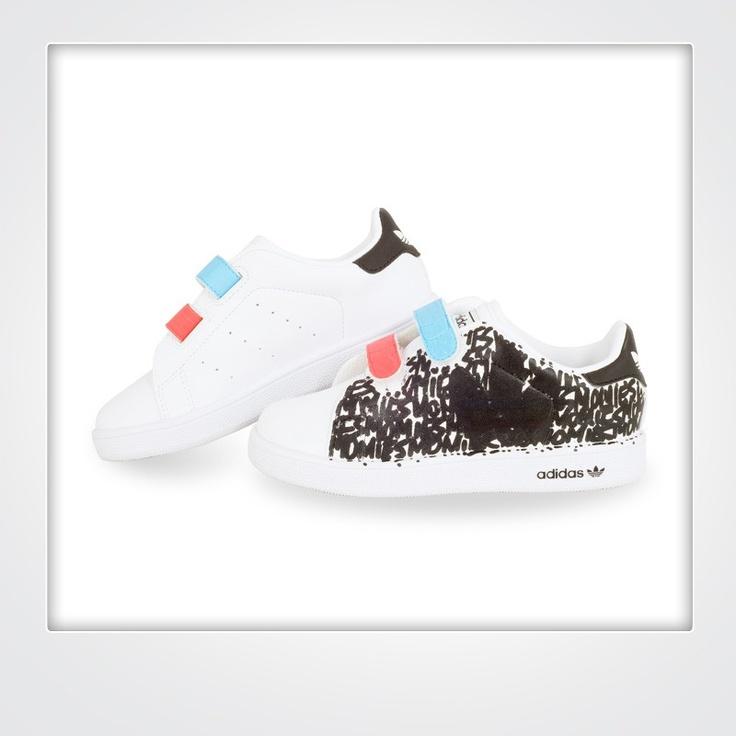 Baskets Stan smith enfant Adidas (Couleur)