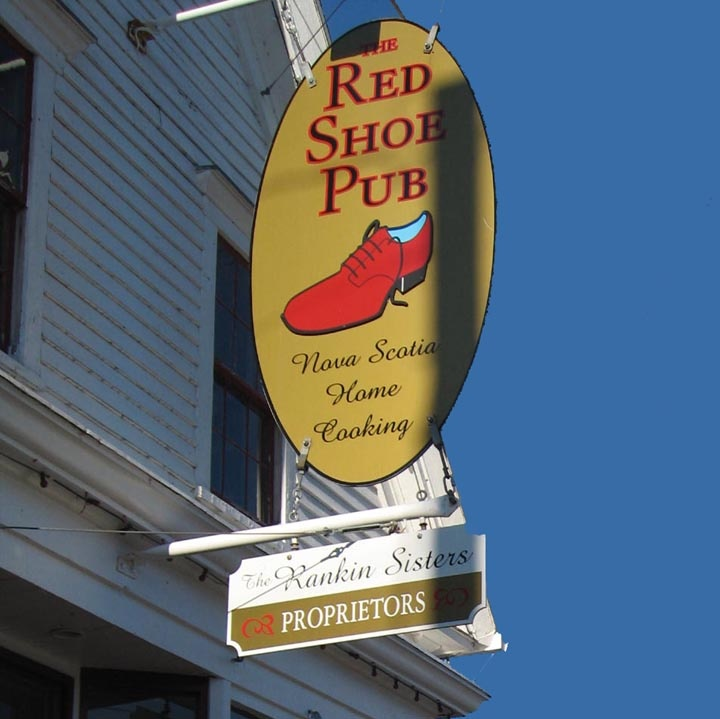 The Happiest Place on Earth! I love the Red Shoe in Mabou. Cape Breton Island, Nova Scotia, Canada.