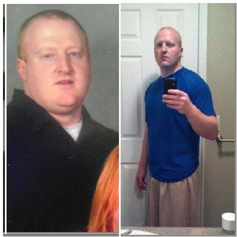 He just keeps on shrinking! 50 lbs down since march 12th! This pink drink journey is so much fun! www.plexusslim.com/PinkBanana Ambassador ID# 340882