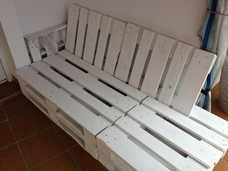 17 best images about cajas de madera y palets on pinterest for Sillon terraza madera
