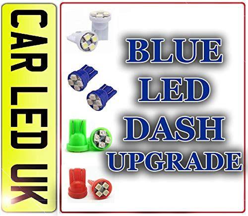 5 X Land Defender 300tdi Led Dash Upgrade Bulbs V6 V8 Tdi