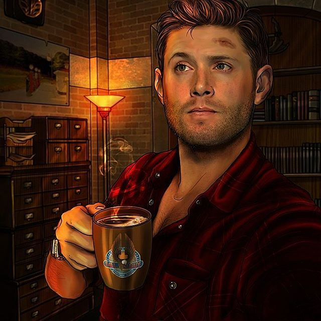 """Hey. So this is my Instagram. I'm Dean Winchester""  Source: The life of Dean Winchester by Petite-Madame aka P.m VonApple"