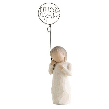 Photo of Willow Tree Miss You Figurine