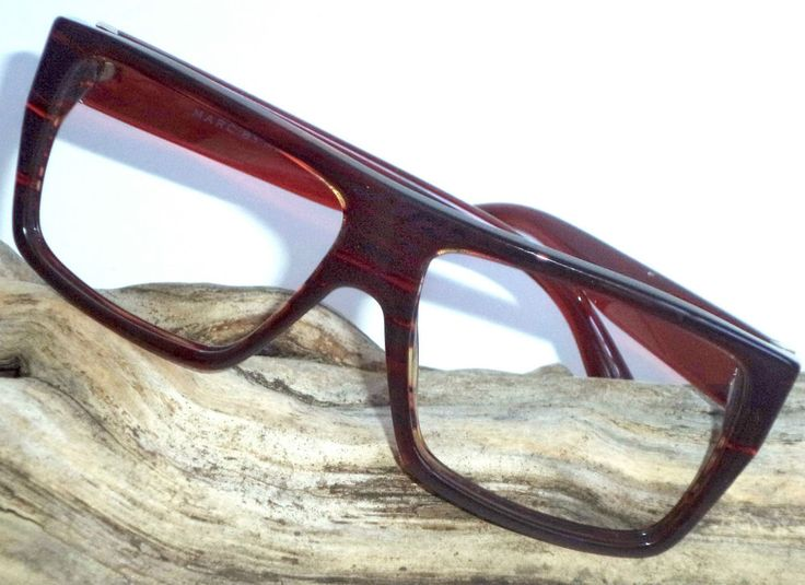 NEW Marc by Marc Jacobs RETRO MMJ 096/S red Oversized Sunglassess eyeglasses