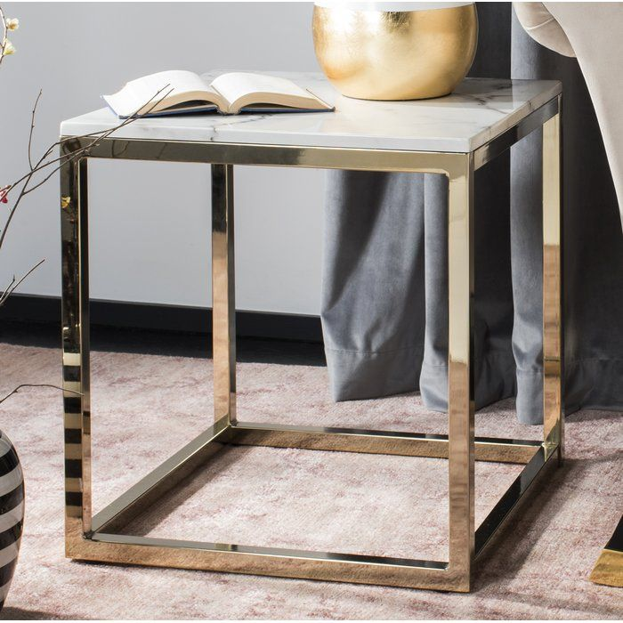 Winnie Frame End Table Marble End Tables End Tables Panel Room Divider