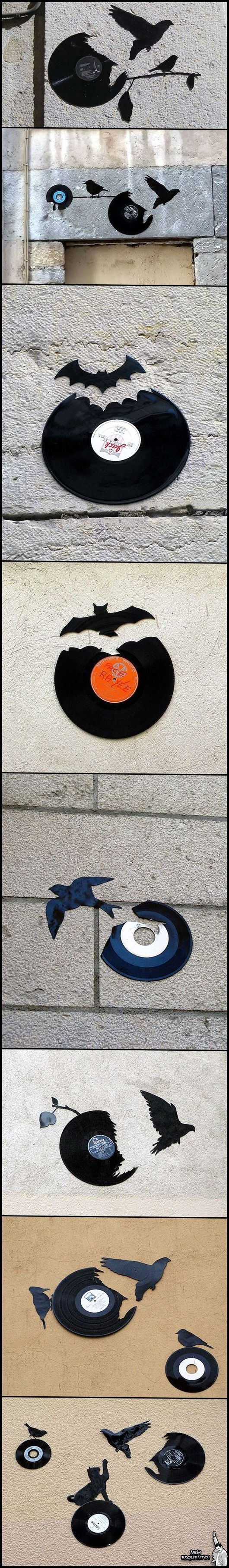 Arte em disco de vinil  @Fellow Fellow Dalgliesh (Fellow Fellow) Macleod