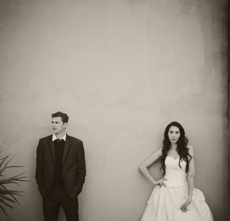 My Wife and I on our wedding day, photo by Gena D Photography