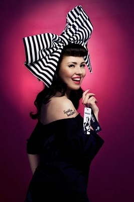 Tiia Vanhatapio, fashion designer