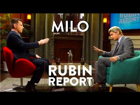 Milo Yiannopoulos and Dave Rubin: Gamergate, Feminism, Atheism, Gay Rights [Full Interview] - YouTube