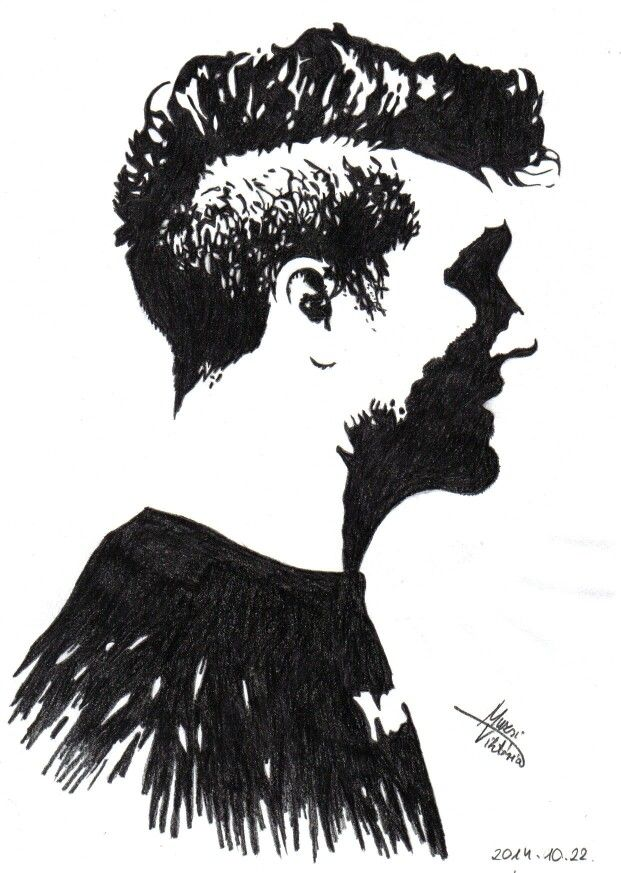 Dan Smith   8B graphite   #dansmith #bastille #stormer #drawing #fanart