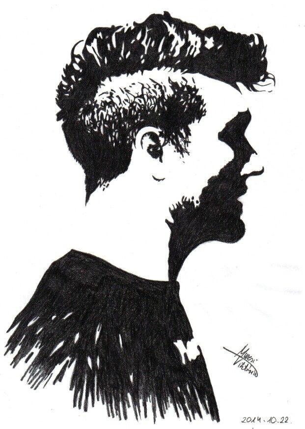 Dan Smith   8B graphite   #dansmith #bastille #stormer #drawing #fanart
