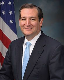 """2016 Rafael Edward """"Ted"""" Cruz (R) B: 12/22/1970, is an American politician & attorney, who has served as the junior US Senator from Texas since 2013, a candidate for the Republican nomination for President in 2016. Wikipedia"""