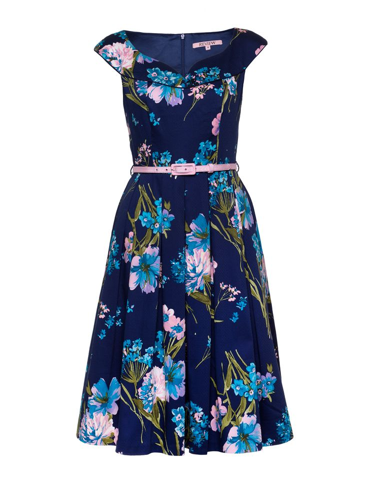 Icarus Floral Prom Dress | Review Australia