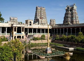 Madurai Meenakshi Temple, India    my namesake and one of the most beautiful temples