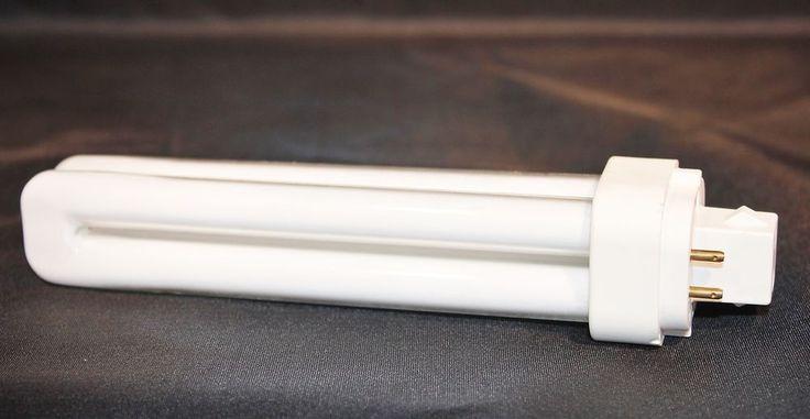Sylvania Dulux D/E 26w Compact Fluorescent Bulb Lot of 5 #Sylvania