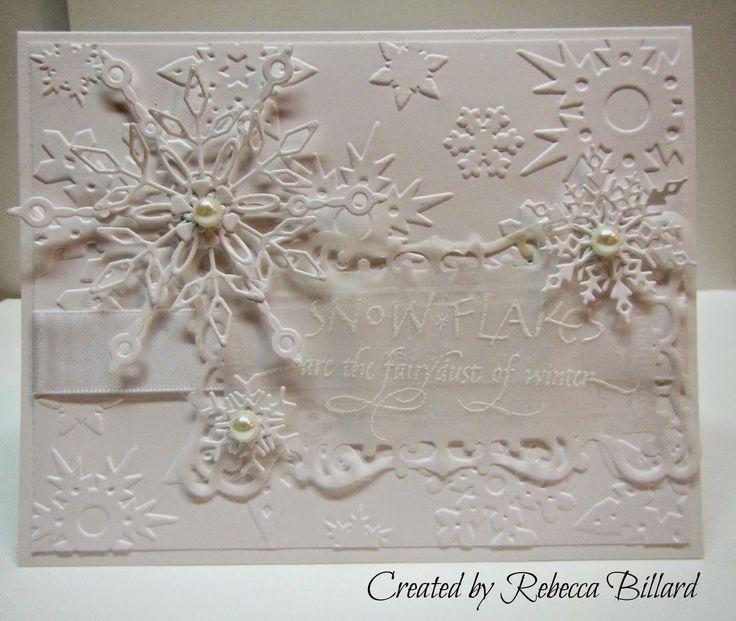 85 best christmas cards images on pinterest christmas for Elegant homemade christmas cards
