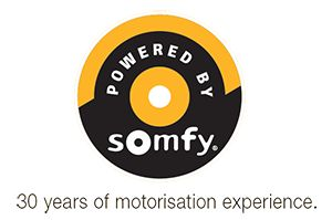 Blinds by Peter Meyer blinds only use the finest components and cutting edge technology. That's why we use Somfy motors to power our motorised roller blinds.